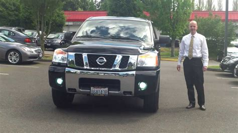 2010 Nissan Titan Reviews by 2010 Nissan Titan Crew Cab Review In 3 Minutes You Ll Be