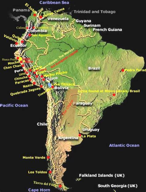 american civilizations map mesoamerica mexico and central america