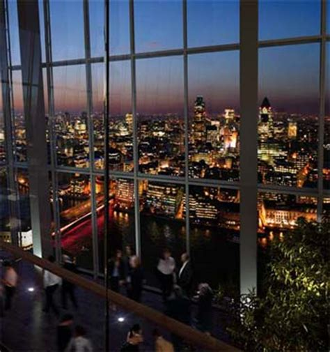 bar at the top of the shard oblix restaurant from the people behind zuma to take over