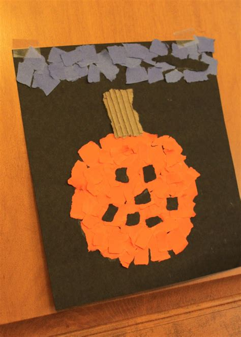 pumpkin arts and crafts pumpkin craft