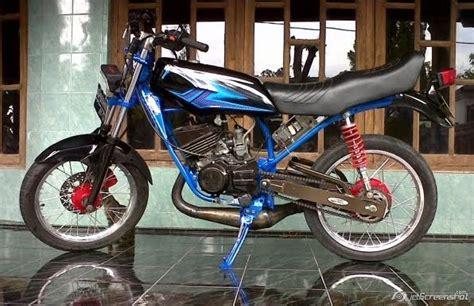 Modif Rx King Retro by Variasi Sepeda Motor Html Autos Weblog