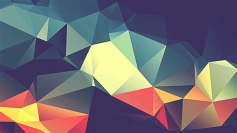 colorful wallpaper triangles triangles colorful hd wallpaper wallpapersfans com