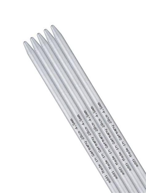 Knitting Pointed 25 Mm addi pointed aluminium needles 20 23cm 3 25mm