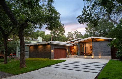 house tw modern home  dallas texas   gooden