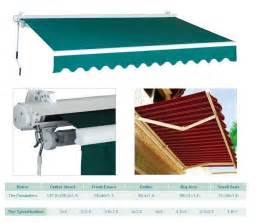 Retractable Umbrella Awning China Mannul Retractable Awning Ca 00602 China Awning