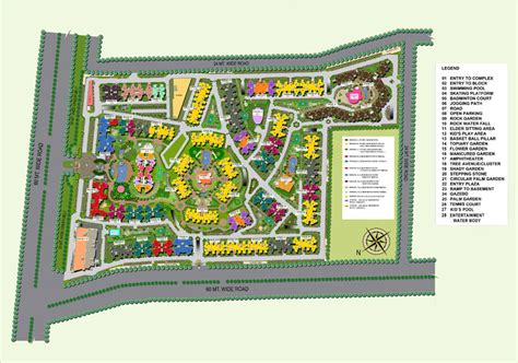 Security Guard House Floor Plan by Supertech Ecovillage 1 Bhk Apartments In Noida Extension