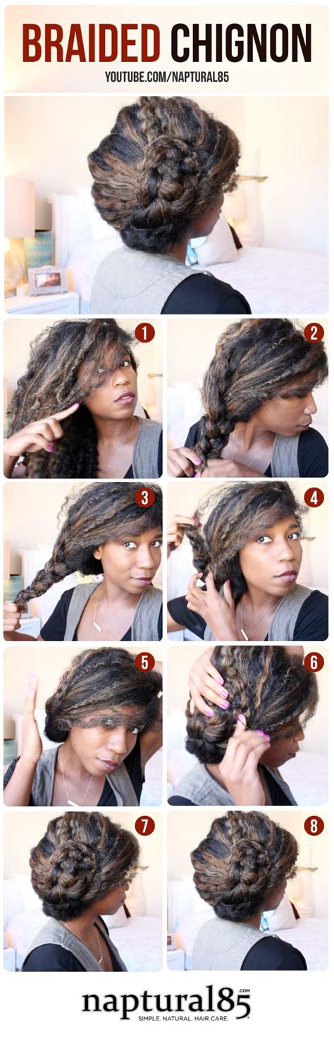 step by step instructions for natural hair beautiful brown brides natural hair bride tutorials via