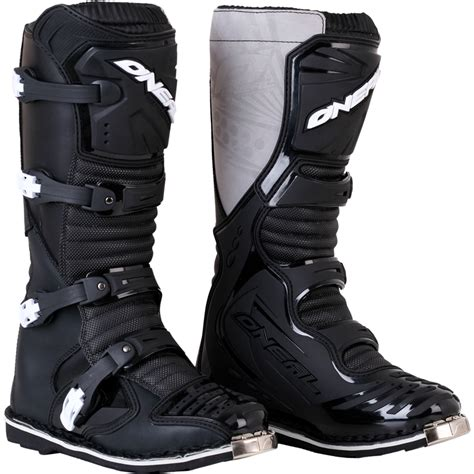 oneal motocross boots oneal taranis es off road mx steel toe cap enduro moto x