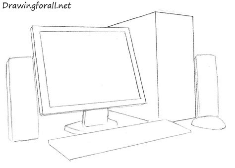 how to draw on a computer how to draw a computer drawingforall net