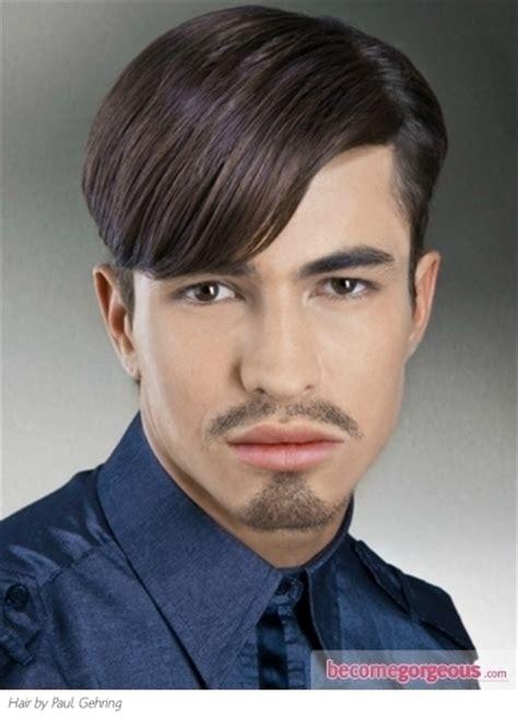 men hairstyle long bangs pictures mens hairstyles men s long bangs haircut
