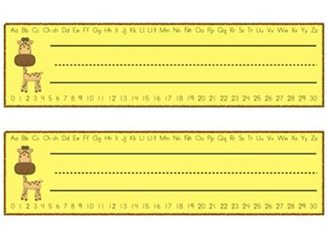 printable desk tags with number line spanish desk name plates desk name tags with spanish