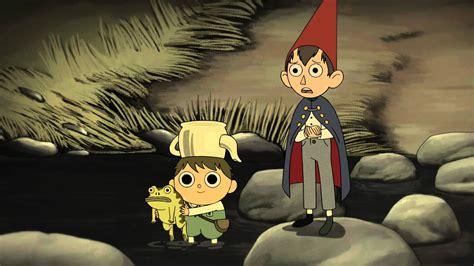 garden wall  motivi  recuperare la serie animata