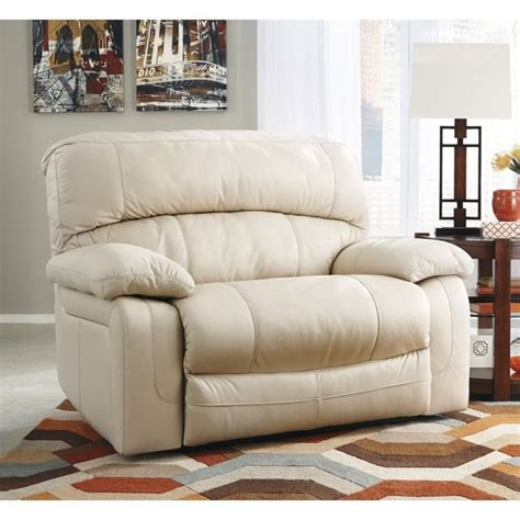 Wide Seat Recliner Chairs by Damacio Leather Zero Wall Wide Seat Recliner In