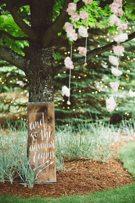 rustic backyard elegant rustic backyard wedding rustic wedding chic