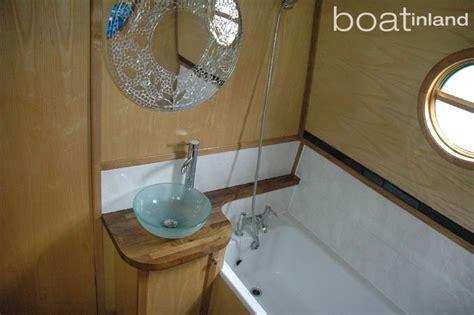 boat bathroom traditional narrow boat built by piper narrow boats in