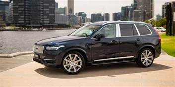 Reviews Volvo Xc90 2017 Volvo Xc90 Excellence Review Caradvice