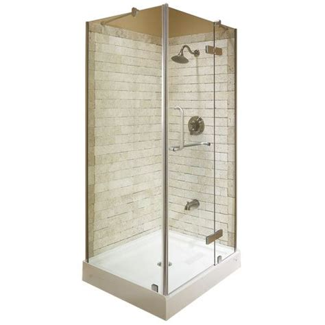 rona bathroom showers shower base showers and bathroom showers on pinterest