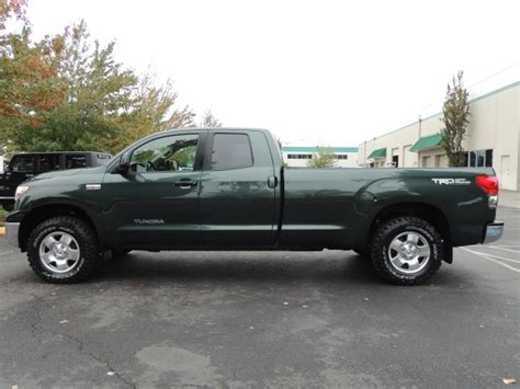 2008 Toyota Tundra Double Cab 4x4 Trd Off Rd Long Bed
