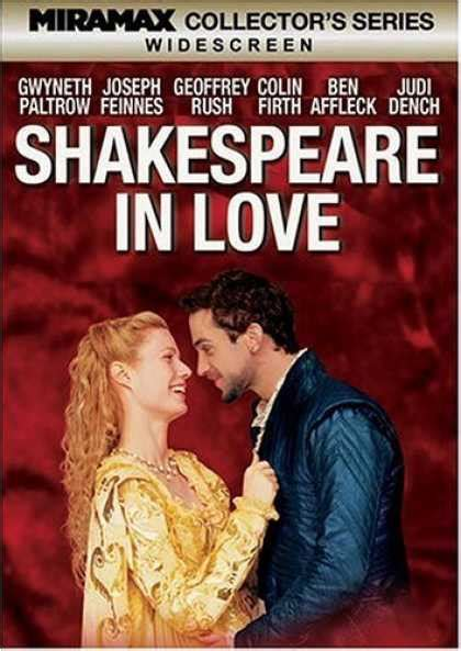 shakespeare in love 1998 comedy movies full english bestselling movies 2006 covers 850 899