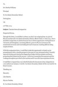 Word Format Of Resignation Letter by Resignation Letter Format Martha Williams Letter Of Resignation Template Word Information