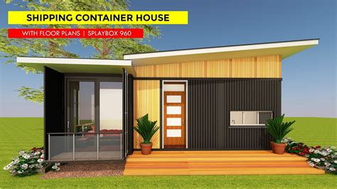 Bungalow 2 Bedroom by Shipping Container 2 Bedroom Bungalow House Design With