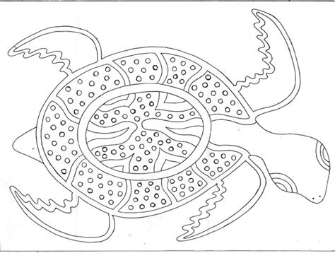 aboriginal patterns coloring pages 1000 images about thema aborigionals on pinterest