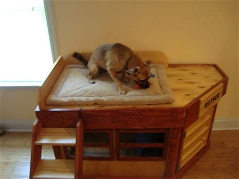 custom indoor dog houses custom indoor dog house with loft starting at 300 ryerson unlimited