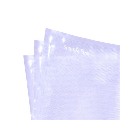 11 quot x 24 quot all clear vacuum seal bags shield n seal