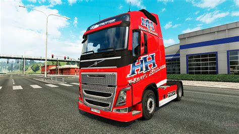 volvo heavy haulage trucks for sale heavy haulage skin for volvo truck for euro truck simulator 2