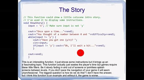 tutorial video game programming c tutorial 11 game programming basics youtube