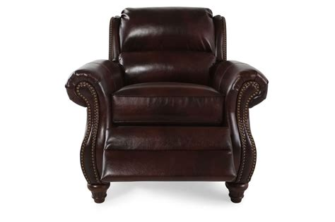 Low Leg Recliner by Elberston Low Leg Recliner Mathis Brothers Furniture