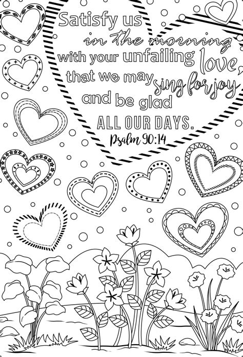 bible story coloring pages with verses three bible verse coloring pages for adults printable