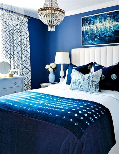 blue bedrooms decorating ideas navy dark blue bedroom design ideas pictures