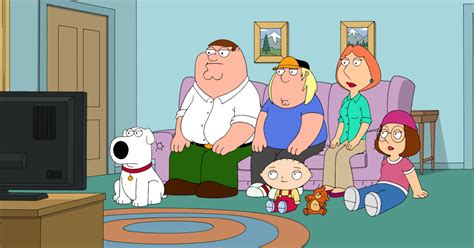family guy sofa family guy s showrunner promises a new direction with