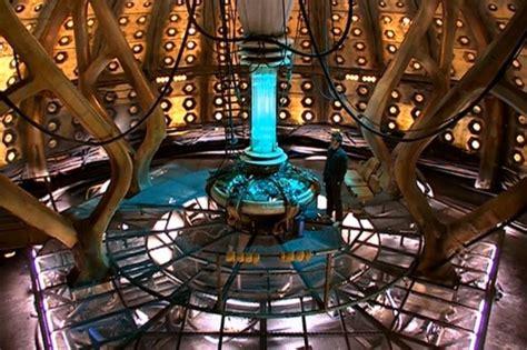 inside the tardis david tennant 10th doctor