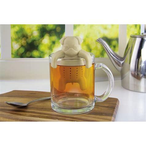 pug tea infuser pug in a mug tea infuser iwoot