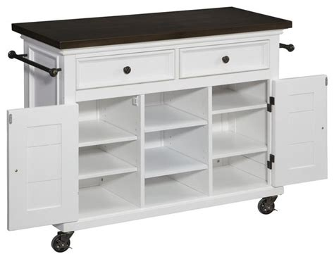 white kitchen island cart brushed white kitchen cart contemporary kitchen islands and kitchen carts by shopladder