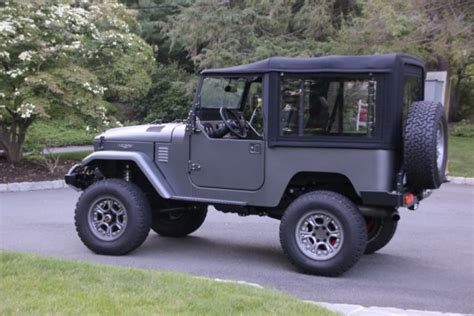 toyota land rover defender icon fj40 toyota landcruiser land rover defender for sale