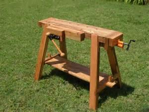 Small Woodworking Bench Traveling Work Amp Saw Bench By Jayt Lumberjocks Com