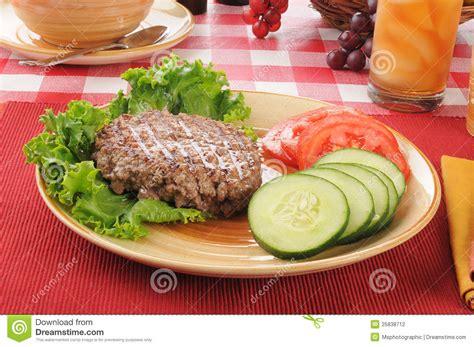 almuerzo de la dieta con pocas calor 237 as fotograf 237 a de