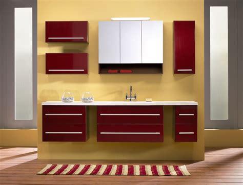 Red Kitchens With White Cabinets Gorenje Interior Design Bathroom Avon Bordeaux Red High