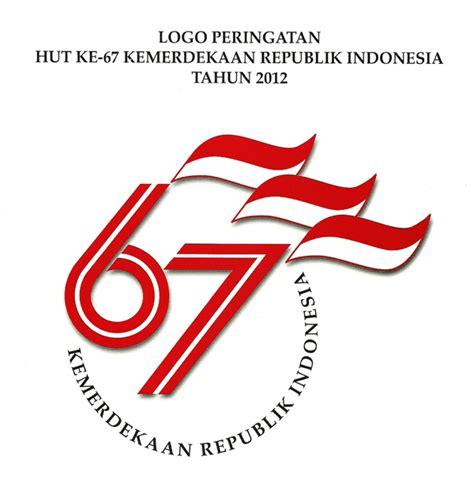 logo peringatan hut ke 69 kemerdekaan republik indonesia tahun tema dan logo hut kemerdekaan ri ke 67 dunia info dan tips