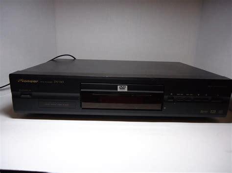 Dvd Player Dv 3917 Gng pioneer dvd player dv 343 black no remote orleans gatineau