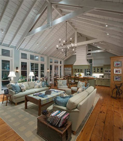 vaulted ceiling open floor plans 20 unique barndominium designs salter spiral stair