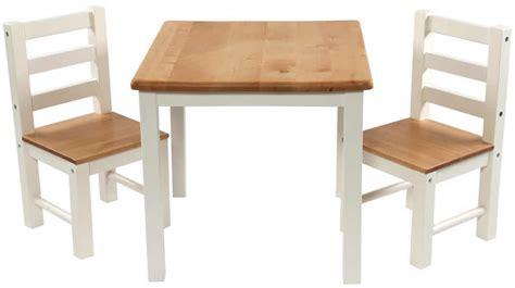 kleinkind tisch und stuhl kinder sitzgruppe mit kindertisch tisch und 2 st 252 hlen