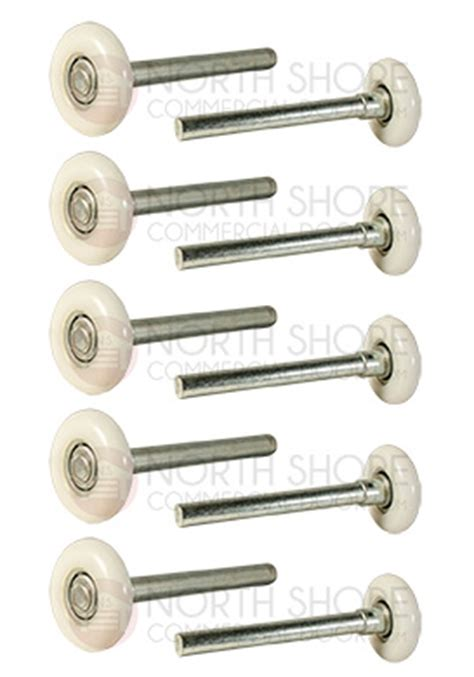 2 In 13 Garage Door Rollers With 4 2 Inch 11 13 Garage Door Roller 4 Inch Stem 10 Set