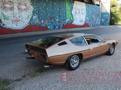 1970 Lamborghini For Sale 1970 Lamborghini Espada Oldtimer Australia Classic Cars