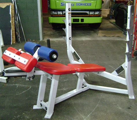 hammer strength olympic bench pin images of hammer strength olympic decline bench model
