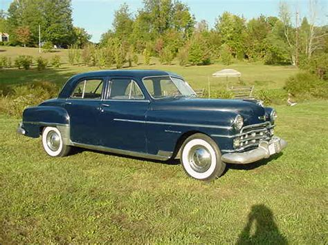 1950 chrysler royal 1950 chrysler royal time world