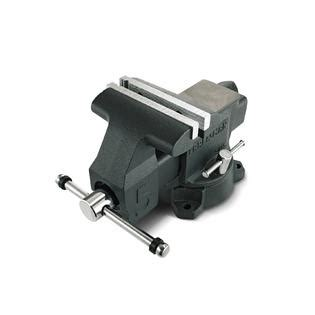 craftsman bench vice 5 in bench vise heavy duty and versatile grip from sears